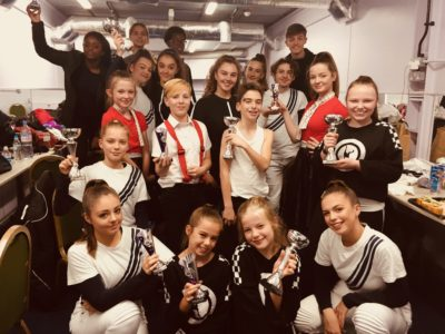Fantastic end to the Week for even more of the FK dance Academy students,at the Thats Showbiz competition in Kent Coming 1st in everyone of their categories and all qualify for the Blackpool Opera house semi Finals and winning 10 trophies 1st place FK boyz classical 1st place. K crew Street. Kidz 1st place. FK Crew Street seniors 1st place. FK Alpha Street seniors small group 1st place FKYDC. Modern Best small group FK Boyz Best Overall 2nd place K crew Kidz section Best overall 3rd place FKYDC Seniors Best overall 2nd Place FK Crew & FK Alpha
