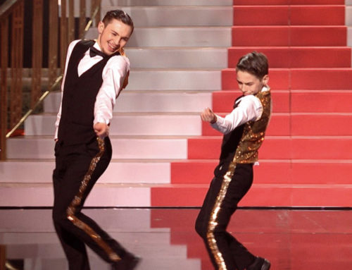 The Greatest Dancer Live show Week 1