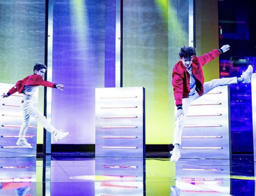 The Greatest Dancer Live show Week 3